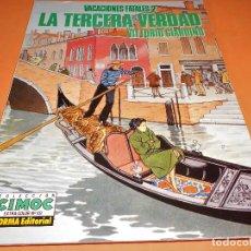 Cómics: VACACIONES FATALES Nº 2 . VITTORIO GIARDINO. RUSTICA. BUEN ESTADO.. Lote 127293363
