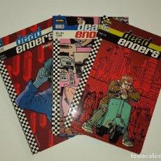 Cómics: DC COMICS - VÉRTIGO LOTE DEADENDERS DE BRUBAKER Y PLEECE (NORMA GOTHAM CENTRAL). Lote 127556975