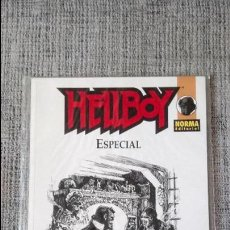 Cómics: HELLBOY ESPECIAL MIKE MIGNOLA NORMA EDITORIAL. Lote 127669575