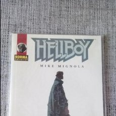 Cómics: HELLBOY LA ISLA MIKE MIGNOLA NORMA EDITORIAL. Lote 127670191