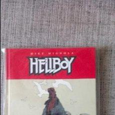 Cómics: HELLBOY LUGARES EXTRAÑOS TAPA DURA NORMA EDITORIAL. Lote 127672035