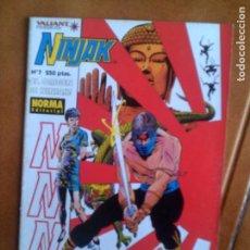 Cómics: COMIC DE NINJAK N,7 DE NORMA EDITORIAL. Lote 127953519