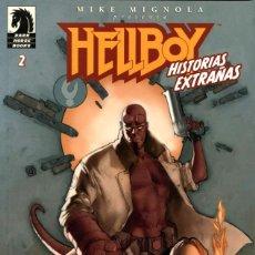 Cómics: HELLBOY HISTORIAS EXTRAÑAS-2 (NORMA, 2005) DE MIKE MIGNOLA. Lote 128016783
