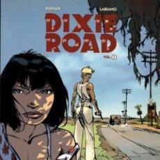 Cómics: DIXIE ROAD (NORMA, 2000) DE LABIANO Y DUFAUX. CIMOC EXTRA COLOR 178. Lote 128026223