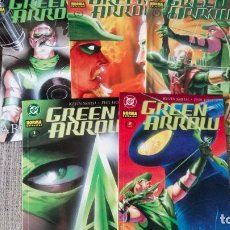 Fumetti: GREEN ARROW CARCAJ SERIE COMPLETA 5 TOMOS NORMA EDITORIAL. Lote 128172627