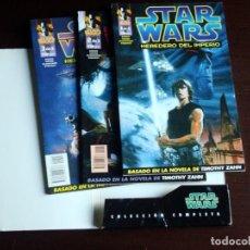 Cómics: STAR WARS - HEREDERO DEL IMPERIO Nº 1 AL 3 + ESTUCHE (COMPLETA) NORMA. Lote 128340043