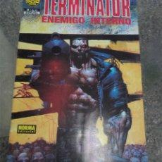 Cómics: TERMINATOR ENEMIGO INTERNO ED. NORMA 1993 N.º 3 DE 4. Lote 128371531