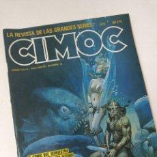 Cómics: CIMOC NUMERO 21 NORMA EDITORIAL . Lote 128395715