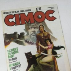 Cómics: CIMOC NUMERO 57 NORMA EDITORIAL . Lote 128395799