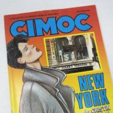 Cómics: CIMOC NUMERO 80 NORMA EDITORIAL . Lote 128395851