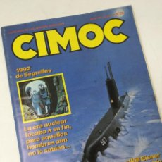 Cómics: CIMOC NUMERO 79 NORMA EDITORIAL . Lote 128395891
