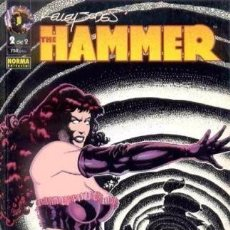 Cómics: THE HAMMER COMPLETA EN DOS TOMOS EN RÚSTICA. Lote 128398295