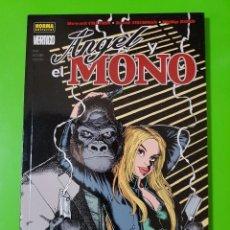 Cómics: ÁNGEL Y EL MONO POR HOWARD CHAYKIN TOMO EN RÚSTICA. Lote 128398535