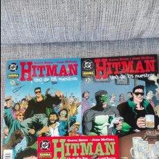 Cómics: HITMAN UNO DE LOS NUESTROS SAGA COMPLETA 3 TOMOS NORMA EDITORIAL. Lote 128486783