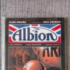 Comics - ALBION ALAN MOORE NORMA EDITORIAL - 128487243