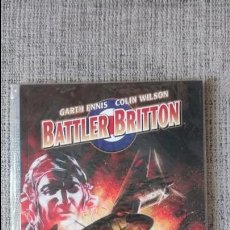 Cómics: BATTLER BRITTON NORMA EDITORIAL. Lote 128487315