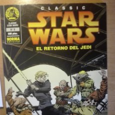 Cómics: CLASSIC STAR WARS 6.(JUNIO 1997)IMPECABLE. Lote 128560455