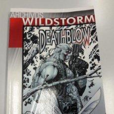 Cómics: ARCHIVOS WILDSTORM DEATHBLOW Nº 1. POR LEE Y CHOI. NORMA EDITORIAL 2009. Lote 128569947