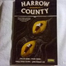 Cómics: HARROW COUNTY, Nº 5, ABANDONADO. Lote 128704495