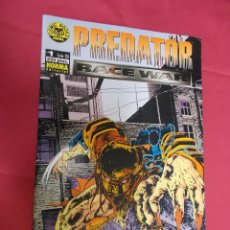 Comics: PREDATOR. RACE WAR. Nº 1 DE 5 . NORMA EDITORIAL . Lote 128929779