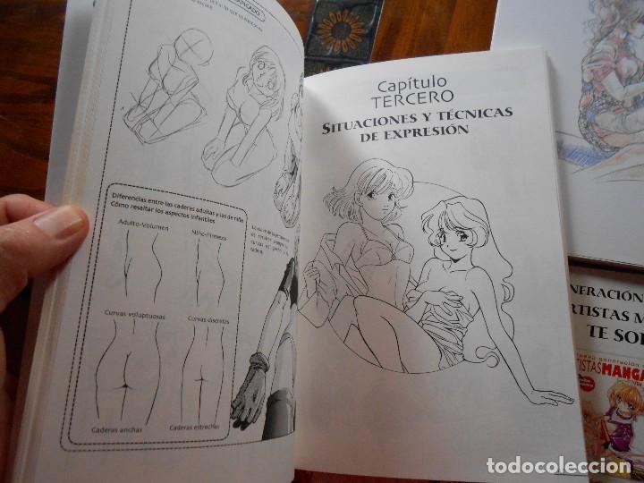 Cómics: COMO DIBUJAR MANGA. - Foto 7 - 129004435