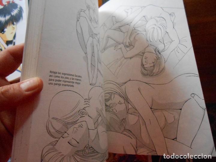 Cómics: COMO DIBUJAR MANGA. - Foto 8 - 129004435