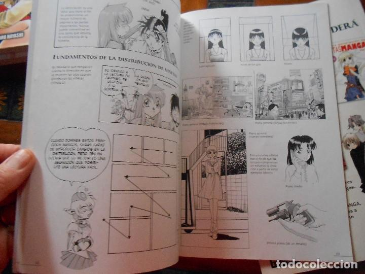 Cómics: COMO DIBUJAR MANGA. - Foto 9 - 129004435