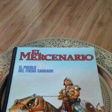 Cómics: EL MERCENARIO EL PUEBLO DEL FUEGO SAGRADO DE SEGRELLES NORMA EDITORIAL TAPA DURA 1 EDICCION. Lote 129092795
