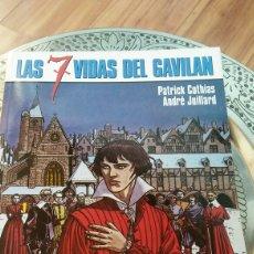 Cómics: LAS 7 VIDAS DEL GAVILÁN.LA MARCA DEL CÓNDOR.ANDRÉ JUILLARD. NORMA EDITORIAL. Lote 129139080