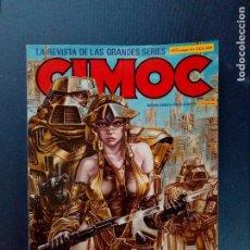 Cómics: CIMOC RETAPADO Nº 9 ( NÚMEROS 35 -36 - 37 ). 1983. Lote 141680150