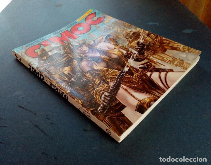 Cómics: CIMOC RETAPADO Nº 9 ( NÚMEROS 35 -36 - 37 ). 1983 - Foto 2 - 141680150