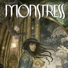 Comics - Cómics. MONSTRESS 2 - Marjorie Liu/Sana Takeda - 129462011
