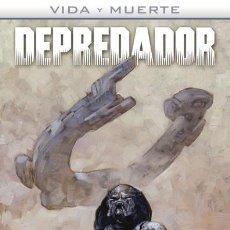 Comics - Cómics. VIDA Y MUERTE 1. DEPREDADOR - Dan Abnett/Brian Albert Thies/Beredo (Cartoné) - 161778944
