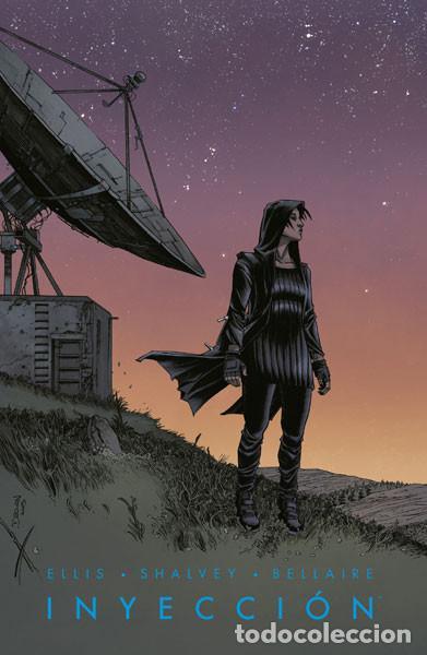 CÓMICS. INYECCIÓN 3 - WARREN ELLIS/DECLAN SHALVEY/BELLAIRE (Tebeos y Comics - Norma - Comic USA)