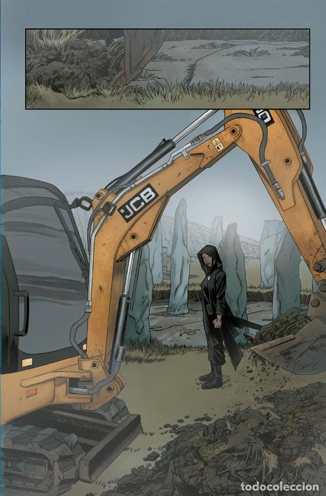 Cómics: Cómics. INYECCIÓN 3 - Warren Ellis/Declan Shalvey/Bellaire - Foto 2 - 129467075