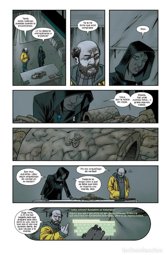 Cómics: Cómics. INYECCIÓN 3 - Warren Ellis/Declan Shalvey/Bellaire - Foto 4 - 129467075