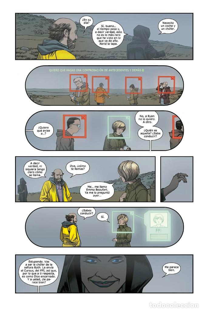 Cómics: Cómics. INYECCIÓN 3 - Warren Ellis/Declan Shalvey/Bellaire - Foto 6 - 129467075