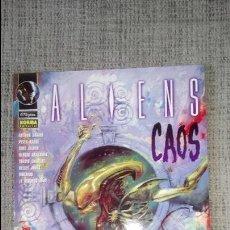 Cómics: ALIENS CAOS NORMA EDITORIAL. Lote 129477143