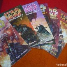 Cómics: STAR WARS IMPERIO OSCURO II NºS 1 AL 6 ( TOM VEITCH CAM KENNEDY ) ¡COMPLETA! ¡MUY BUEN ESTADO! NORMA. Lote 129574467