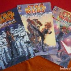 Cómics: STAR WARS MARA JADE POR LA MANO DEL EMPERADOR 1 AL 3 ( EZQUERRA ) ¡COMPLETA! ¡MUY BUEN ESTADO!. Lote 129574699