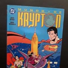 Cómics: MUNDO DE KRYPTON. NORMA EDITORIAL. Lote 129744408