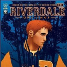 Cómics: RIVERDALE ONE SHOT - NORMA EDITORIAL. Lote 130013951
