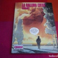 Cómics: LA GALLINA CIEGA ( CABANES ) ¡MUY BUEN ESTADO! CIMOC EXTRA COLOR 80 81 . Lote 130124935