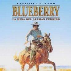 Cómics: BLUEBERRY TOMO 1 LA MINA DEL ALEMÁN PERDIDO - CHARLIER GIRAUD - NORMA ED. Lote 130167483