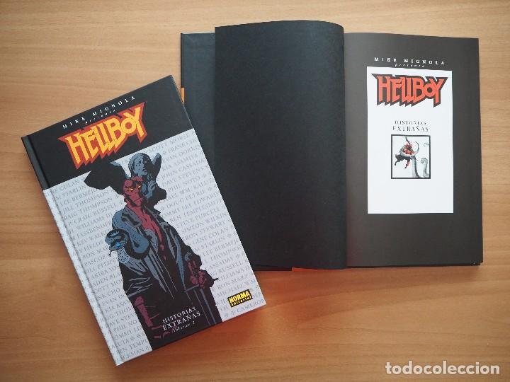 Cómics: HELLBOY - HISTORIAS EXTRAÑAS - VOLÚMENES 1 Y 2 - MIKE MIGNOLA - Foto 3 - 130364310