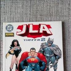 Cómics: JLA TIERRA 2 NORMA EDITORIAL. Lote 130446934