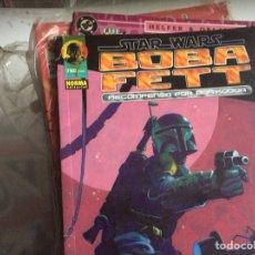 Cómics: STAR WARS: BOBA FETT. RECOMPENSA POR BAR-KOODA. Lote 130701314