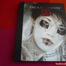 Cómics: DEAD MOON ( LUIS ROYO ) ¡MUY BUEN ESTADO! NORMA TAPA DURA 1ª EDICION. Lote 130756776