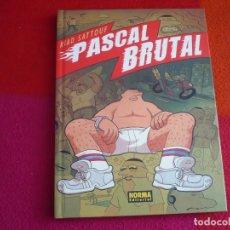 Cómics: PASCAL BRUTAL ( RIAD SATTOUF ) ¡MUY BUEN ESTADO! NORMA TAPA DURA. Lote 130763992