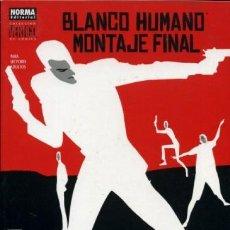 Cómics: BLANCO HUMANO MONTAJE FINAL (MILLIGAN / PULIDO) - COL. VERTIGO Nº 252 - NORMA - MUY BUEN EST OFI15T. Lote 130880588